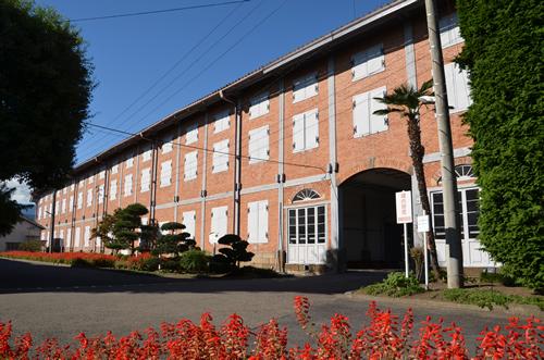 富岡製糸場の概観2