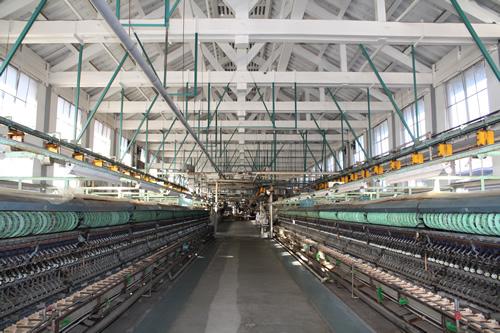 富岡製糸場の内部画像