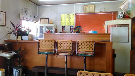 カドヤ食堂内装2