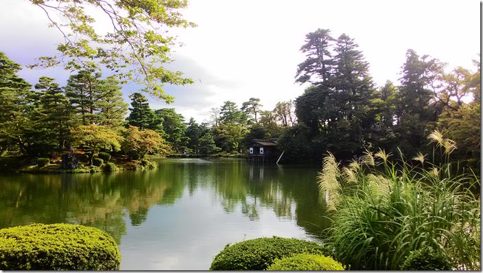 兼六園庭園の画像