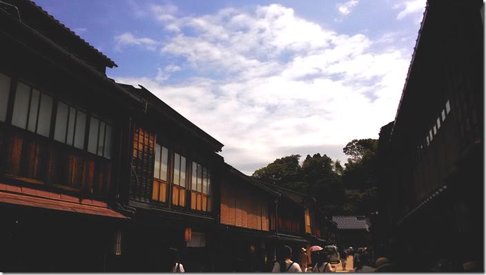 ひがし茶屋街の画像