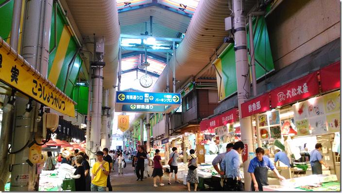 近江町市場の画像